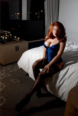 Acelya tranny escort in Richmond Hill